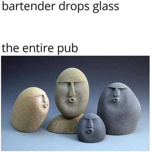 entire pub