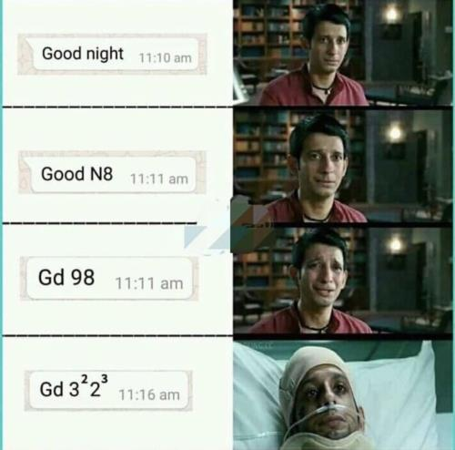 Types of gud night