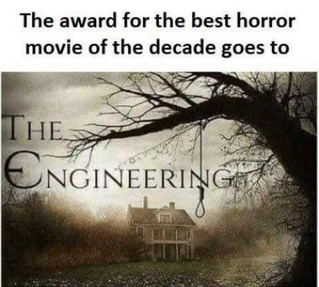 The award for the best horror movie of the decade