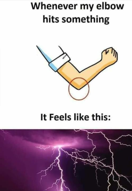 That feel