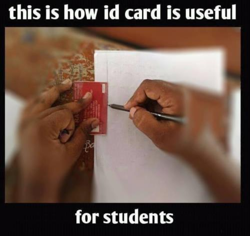 This is how ID card is useful for students