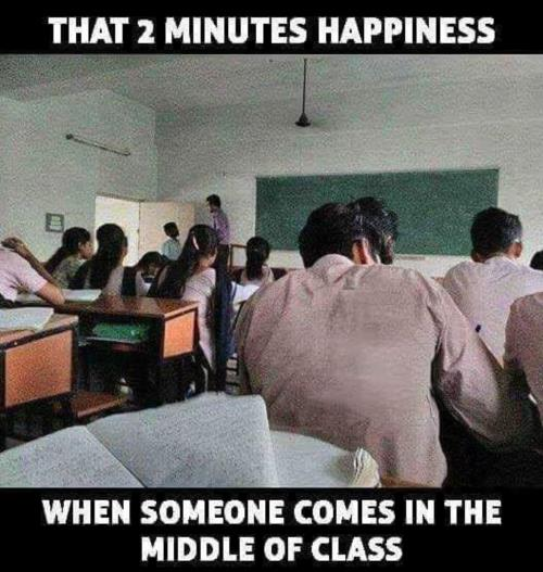 That 2 minutes happiness