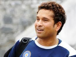 Super Sachin!        The best batsman ever!  :)<