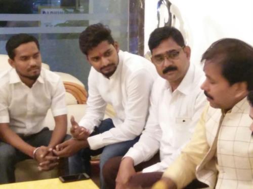Jitendra vishwakarma Anil rajbhar UP minister 9664277233