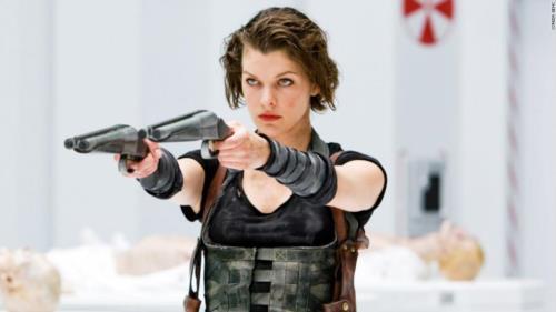 5 Badass Action Heroines