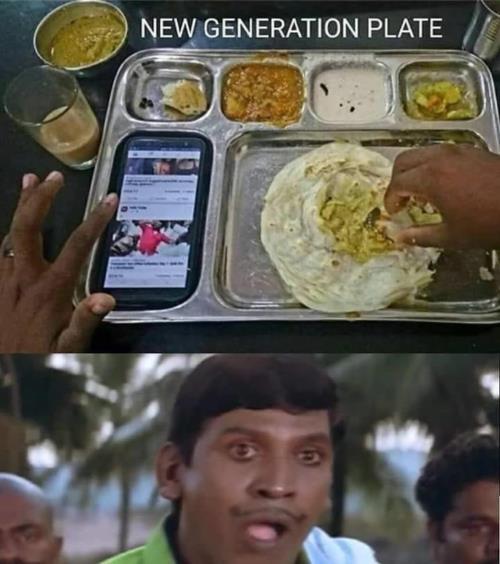 new meals plate design 2020 meme