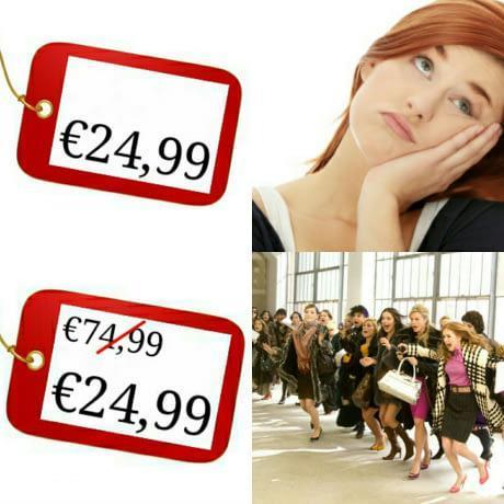 On sale ladies