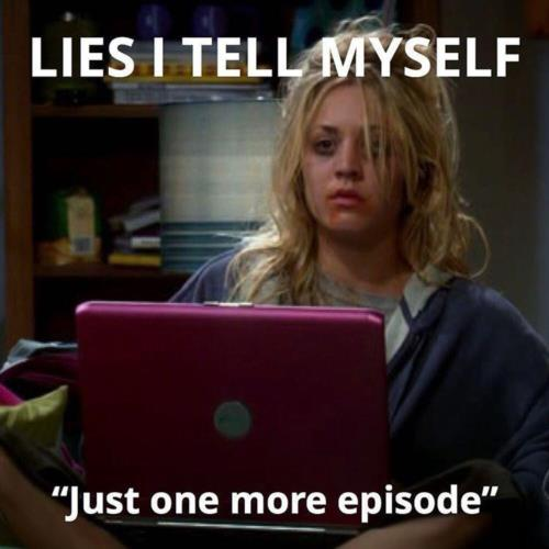 One more episode
