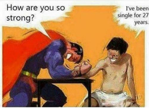 How are you so strong?
