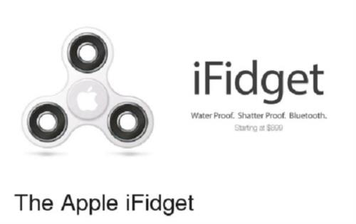 APPLE IFIDGET,.....
