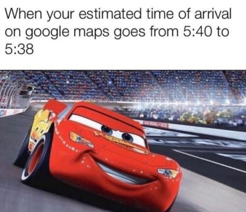 you're fast