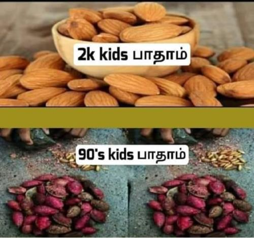 badan 2k vs 90's kids