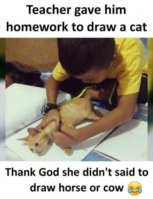 Creativity of drawing