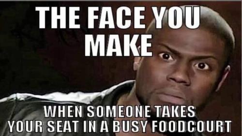 the face you make when.....