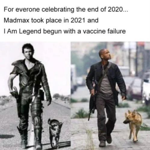 2021 meme - Movie Memes