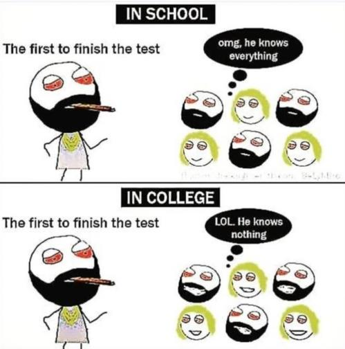 school vs college
