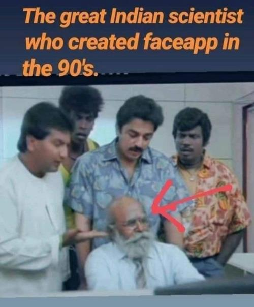 First scientist who created FaceApp
