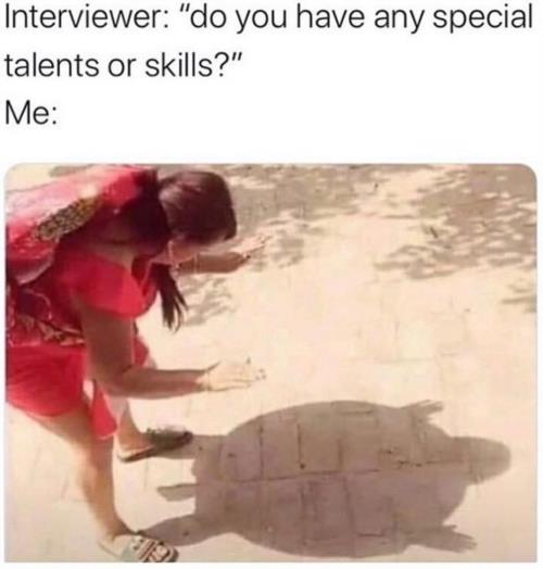 talent i have