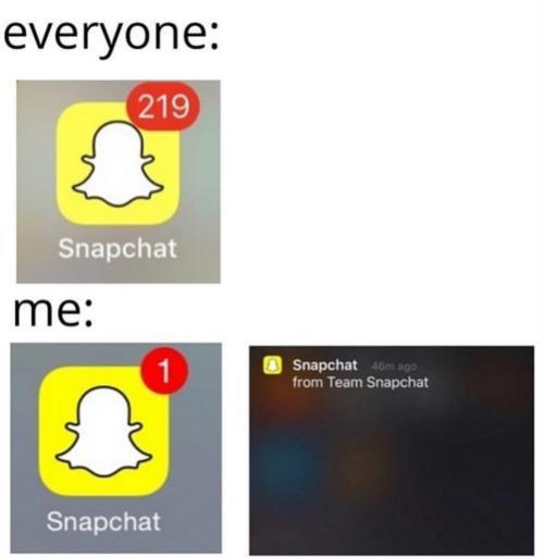 everyone vs me