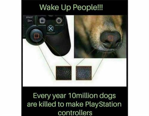 Wake up people!