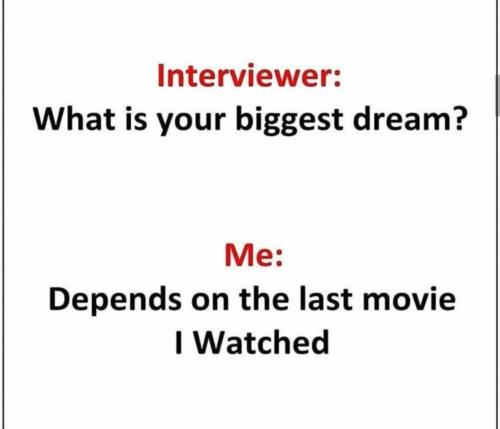 Every last  movie i watch decide my future🤣😅